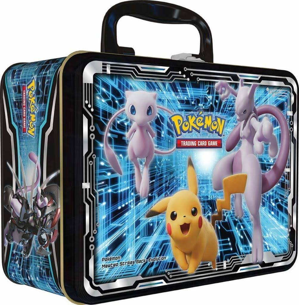 Pokemon Collector Card Chest Tin