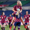 New Zealand vs. United States - Football Match Report - July 24 ...