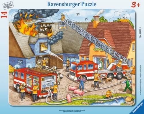 Ravensburger Jigsaw Puzzle Frame - 14pcs, Send the Water