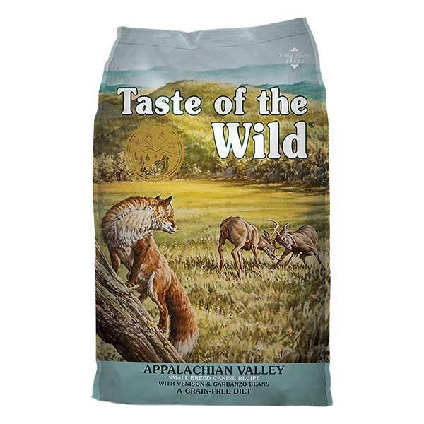 Taste of the Wild Appalachian Valley Small Breed Formula