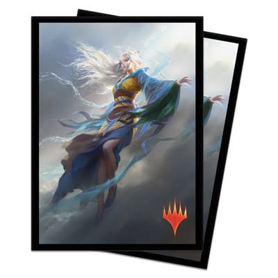 Ultra Pro: Deck Protector Sleeves - Core 2020 V2 'Yanling' - for Magic The Gathering (100)
