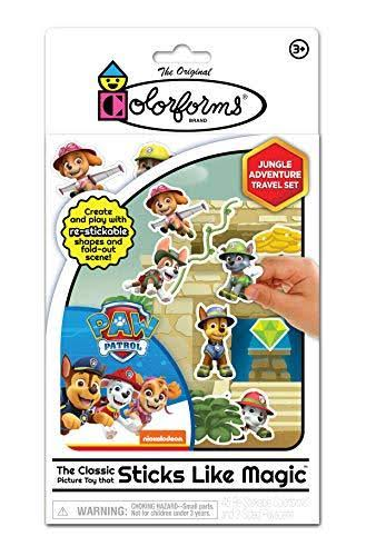 Colorforms Paw Patrol Travel Play Set