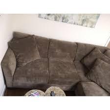 Macys Kenton Sofa Bed by Best Of Elliot Fabric Microfiber Sectional Sofa 2 Piece