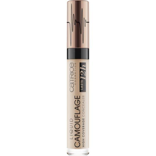 Catrice Complexion Concealer Our Heartbeat Project Liquid Camouflage High Coverage Concealer No. 020 Light Beige 5 ml