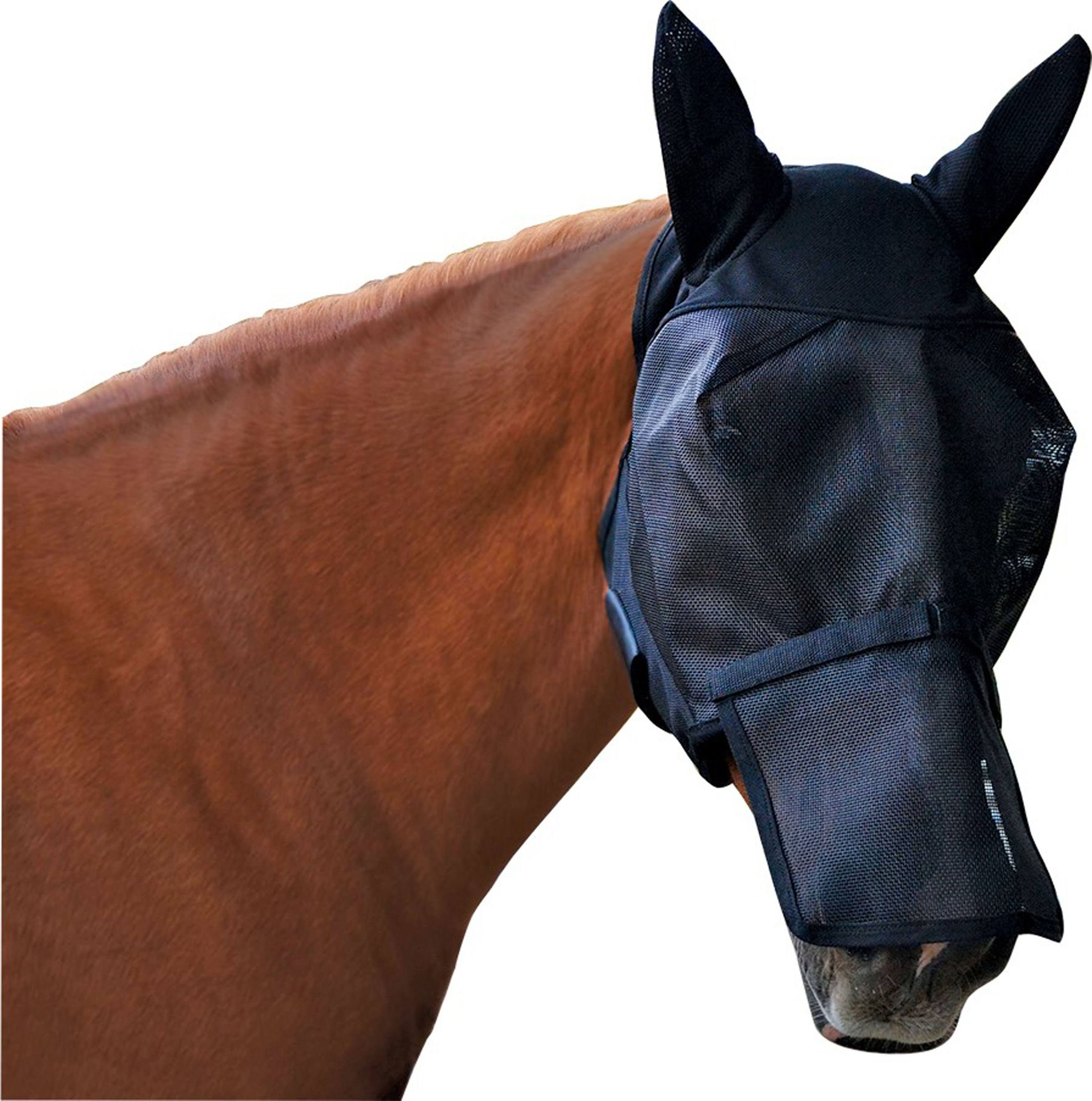 UltraShield Fly Mask - with Removable Nose