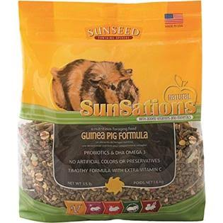 Vitakraft Sunseed Sunsations Guinea Pig