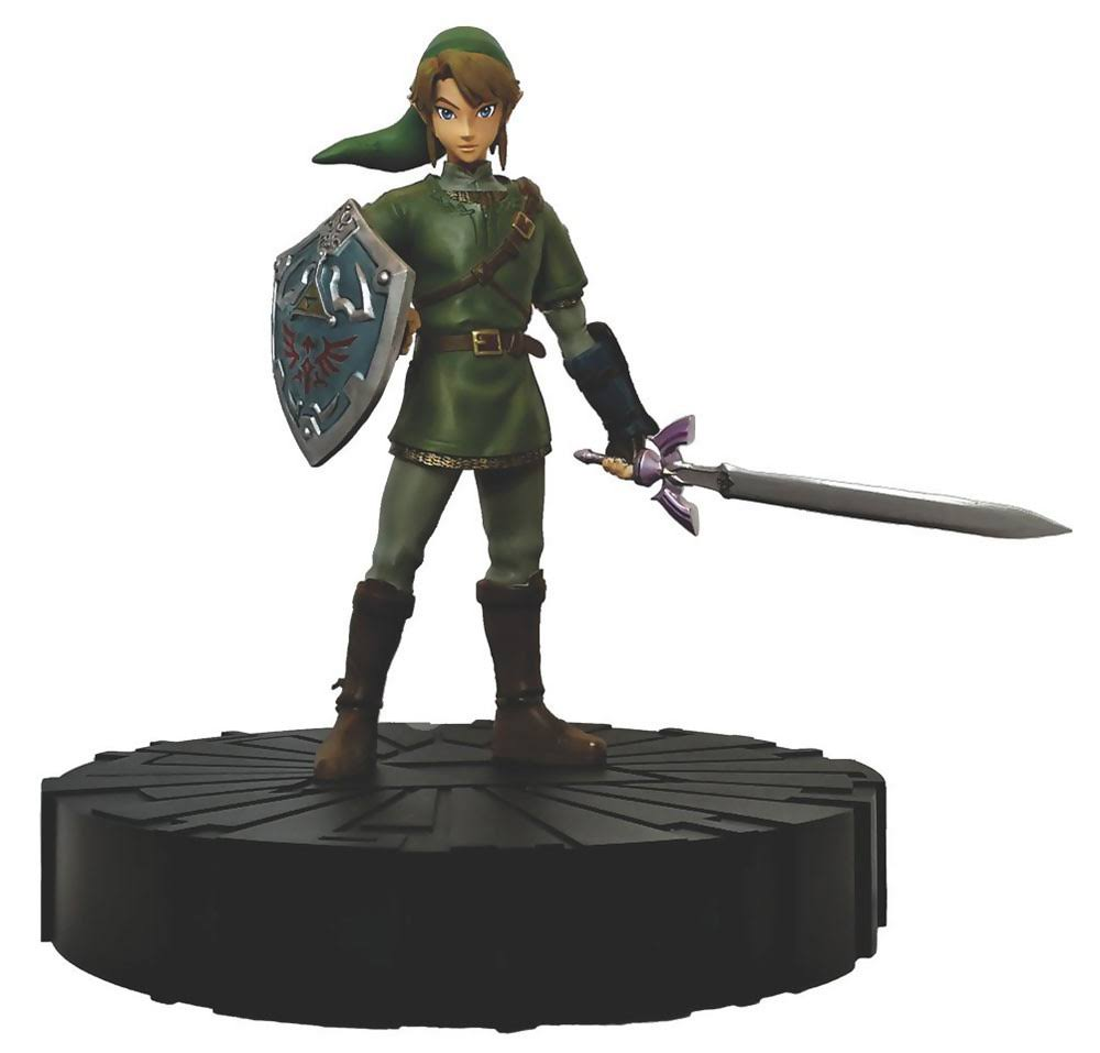 The Legend of Zelda Twilight Princess Figure