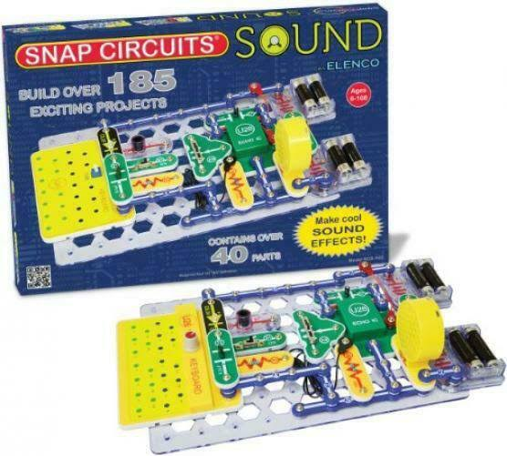 Elenco Snap Circuits Sound Kit