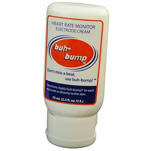Buh-Bump Heart Rate Monitor Electrode Cream - 2.5oz
