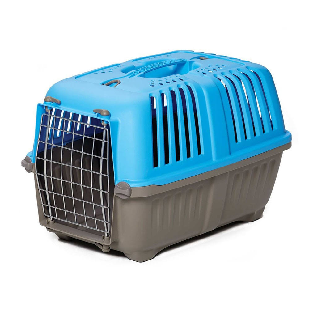 "Midwest Homes for Pets Spree Travel Carrier - 22"", Blue"