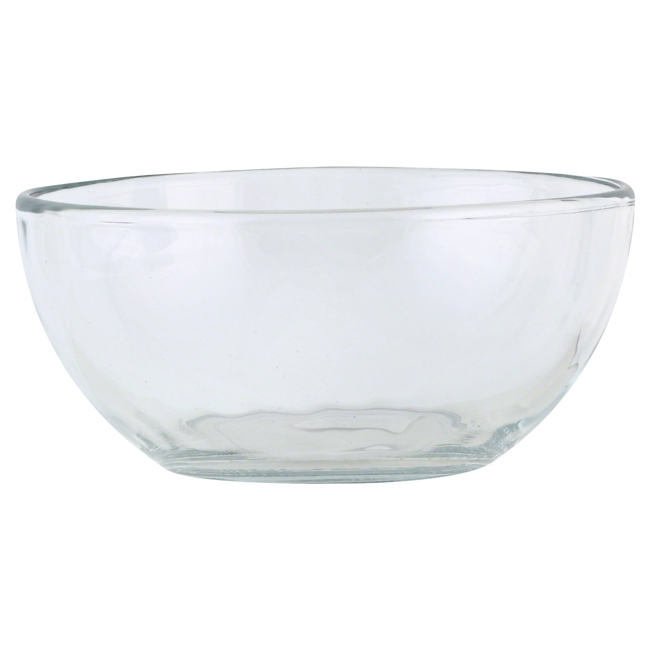 "Libbey Crisa Moderno Cereal Bowl - 6"", Box of 12, Clear"