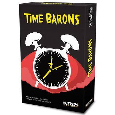 Time Barons Card Game