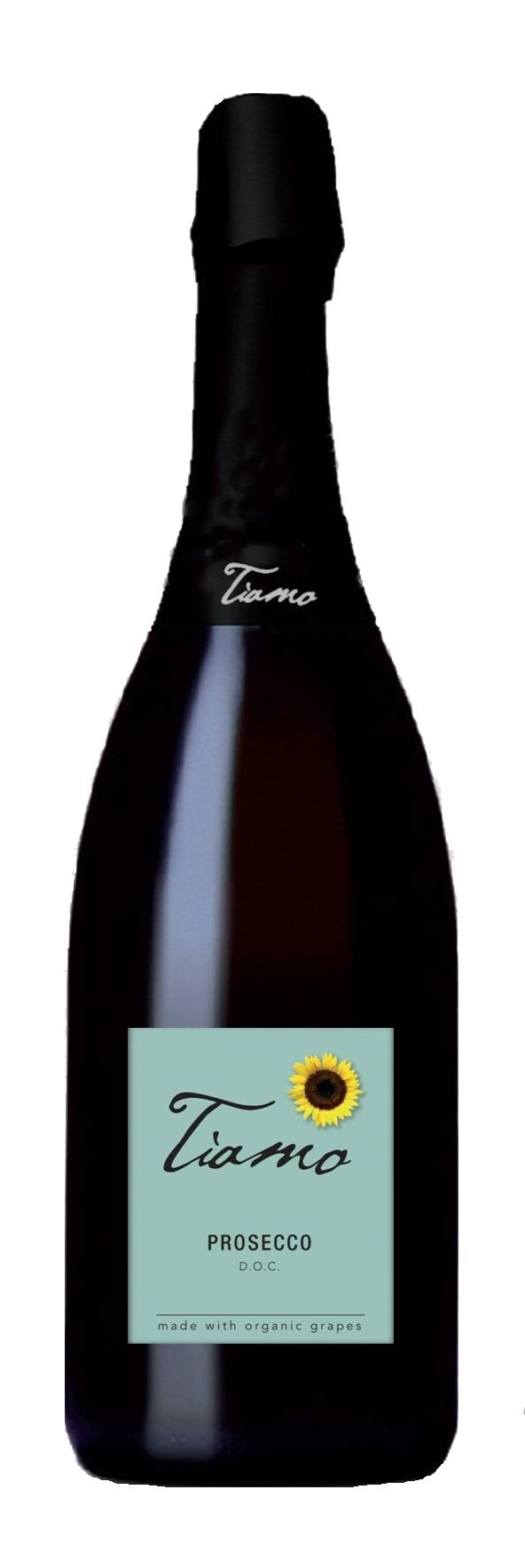 Tiamo Prosecco, Italy - 750 ml bottle