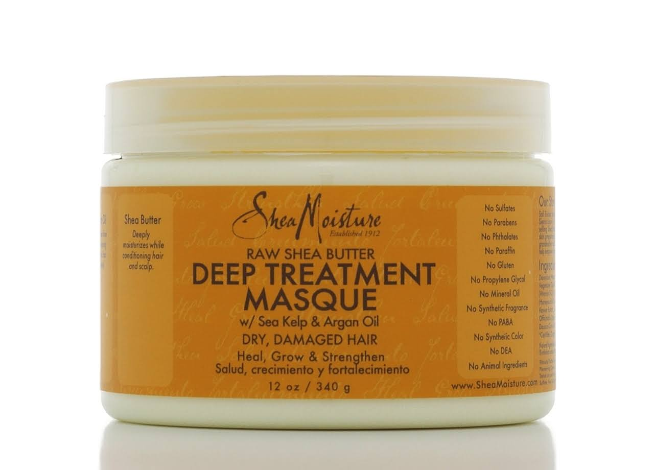 SheaMoisture Raw Shea Butter Deep Treatment Masque - 12oz