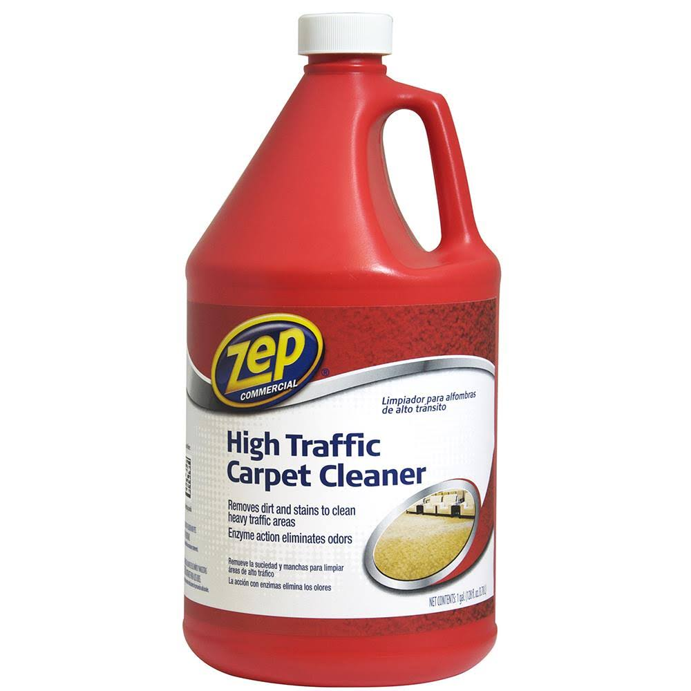 Zep Commercial High Traffic Carpet Cleaner