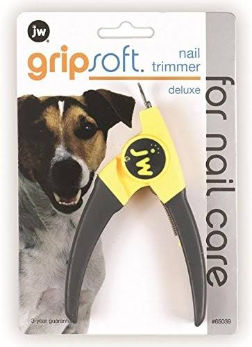 JW Pet Company Deluxe Dog Nail Trimmer