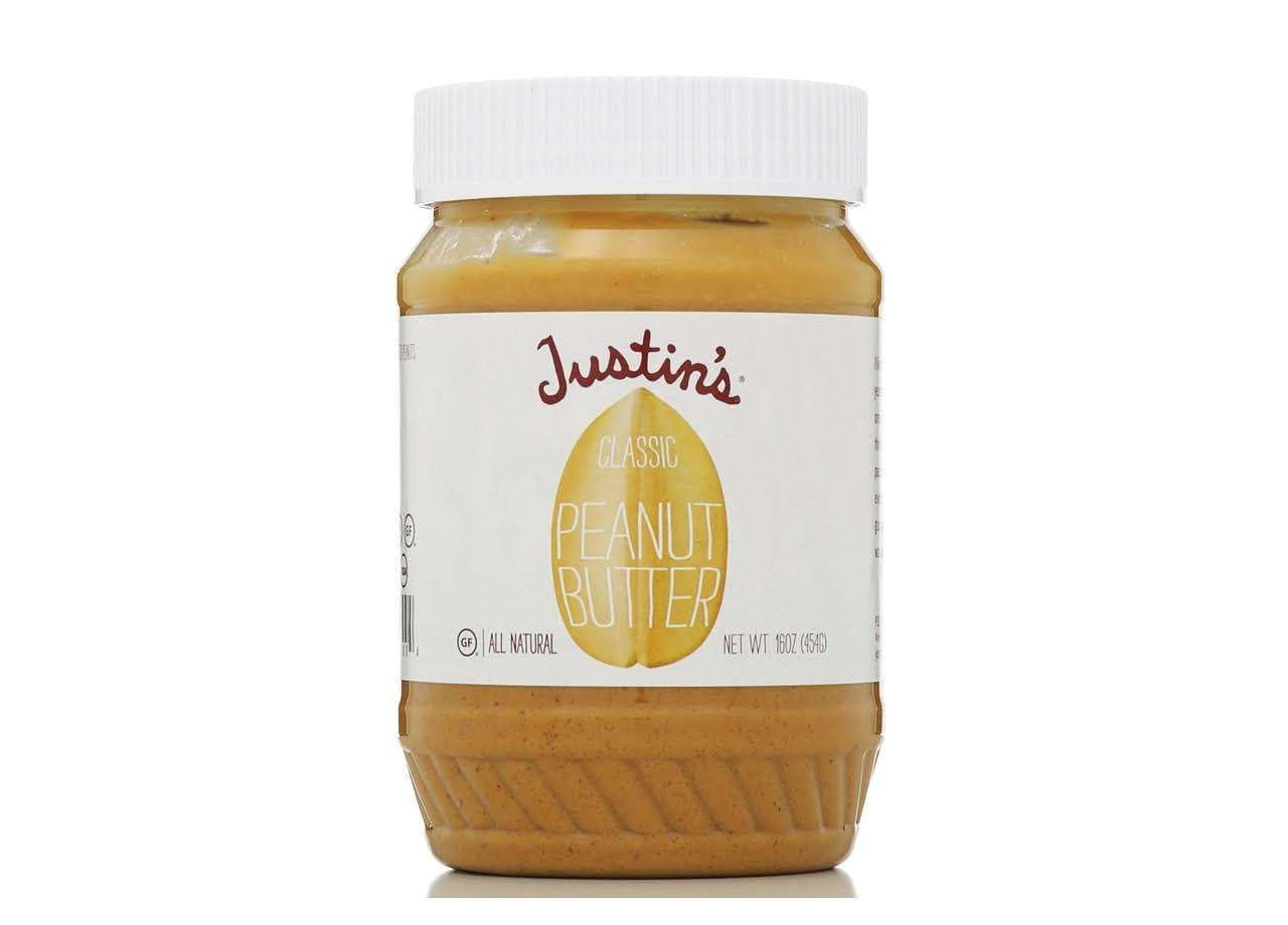 Justin's Classic Peanut Butter - 454g