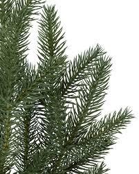 7ft Black Pencil Christmas Tree by Buy Silverado Slim Christmas Trees Online Balsam Hill