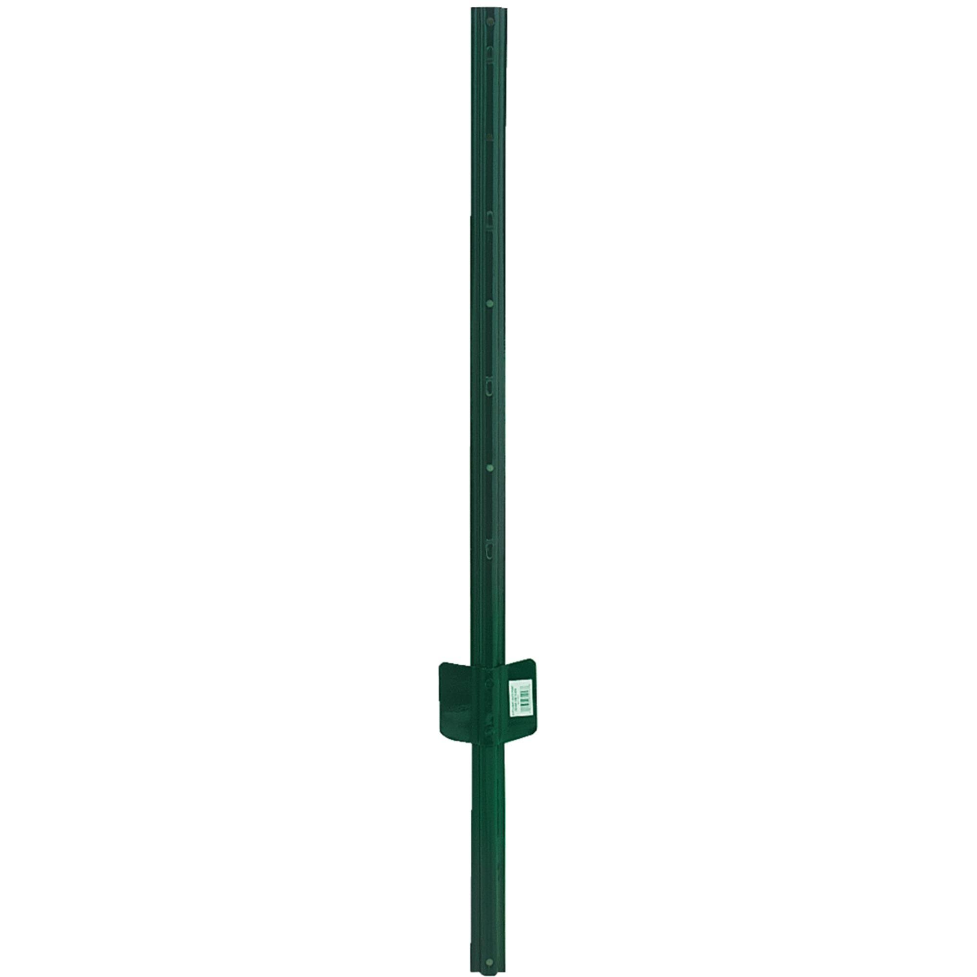 "Blue Hawk Steel U Post - 72"", Green"