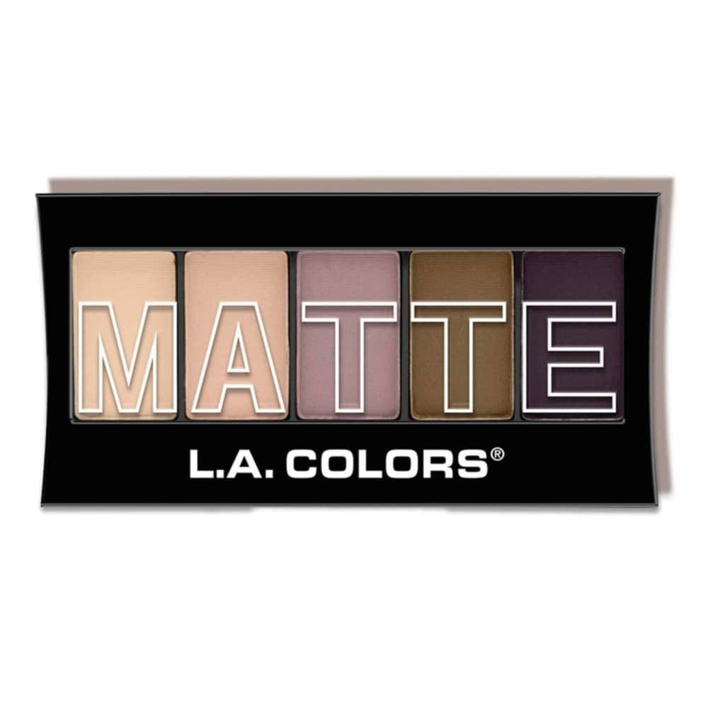 La Color Matte Eye Shadow - Natural Linen, 0.08oz