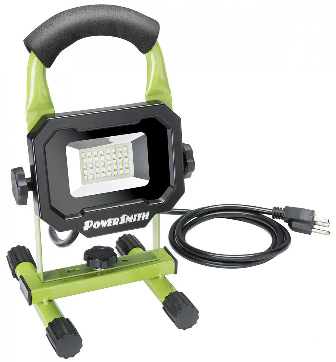 PowerSmith PWL1118BS LED Work Light - 15W 1400 lumen LED, 2.41lb