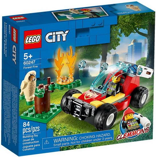 Lego City - Forest Fire 60247