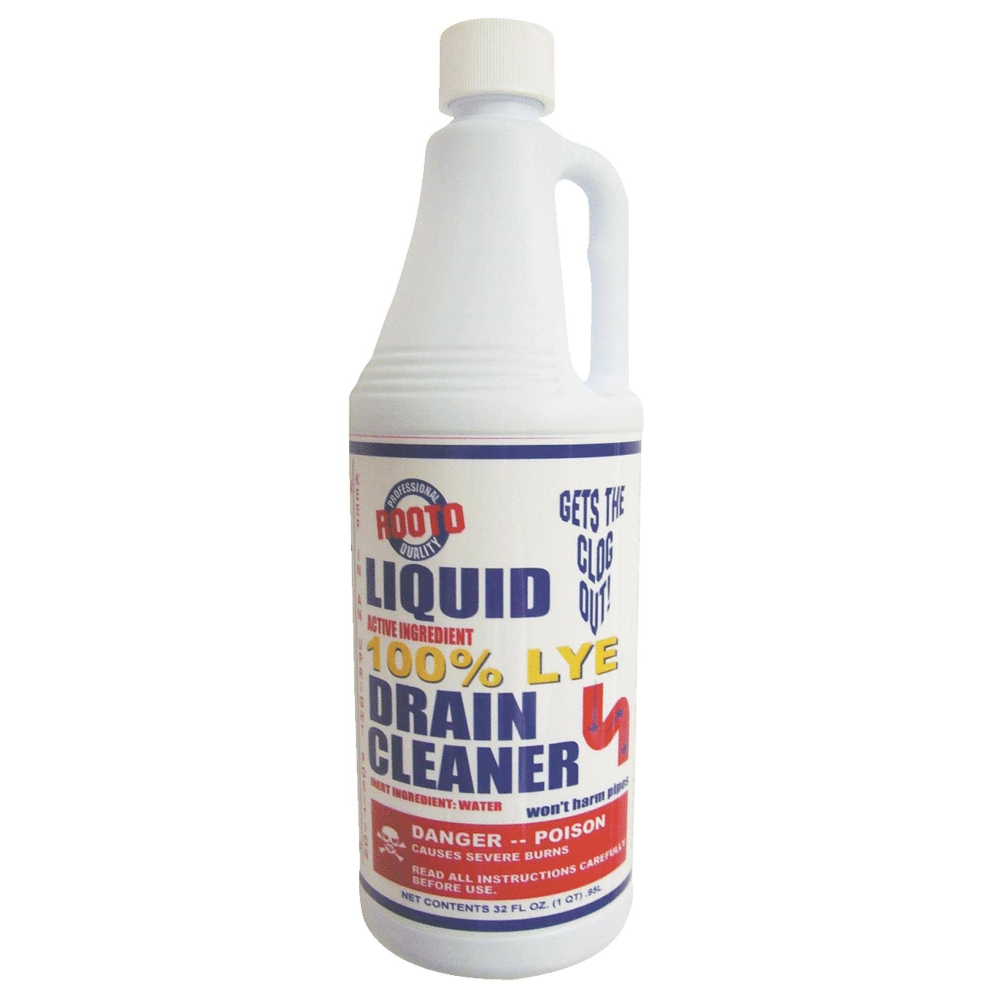 Rooto Drain Cleaner - 32oz