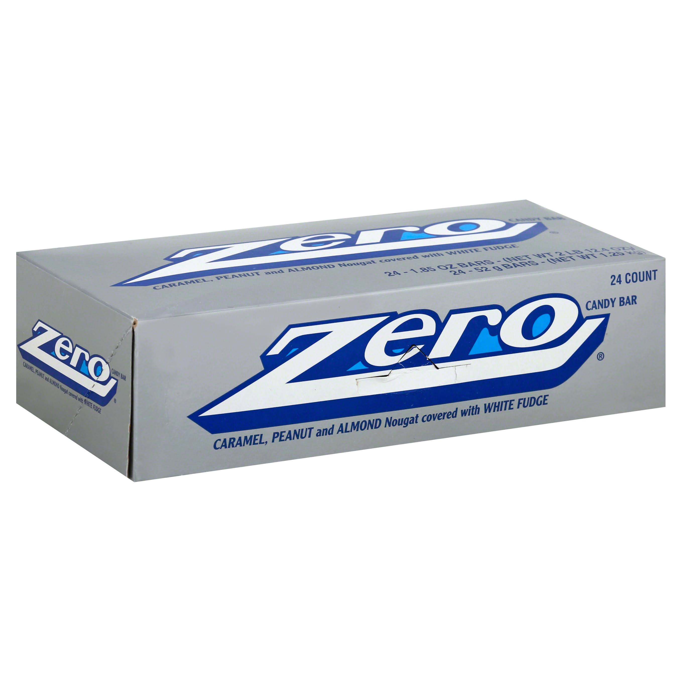 Hershey's Zero White Fudge Candy Bar - 54g, 24ct