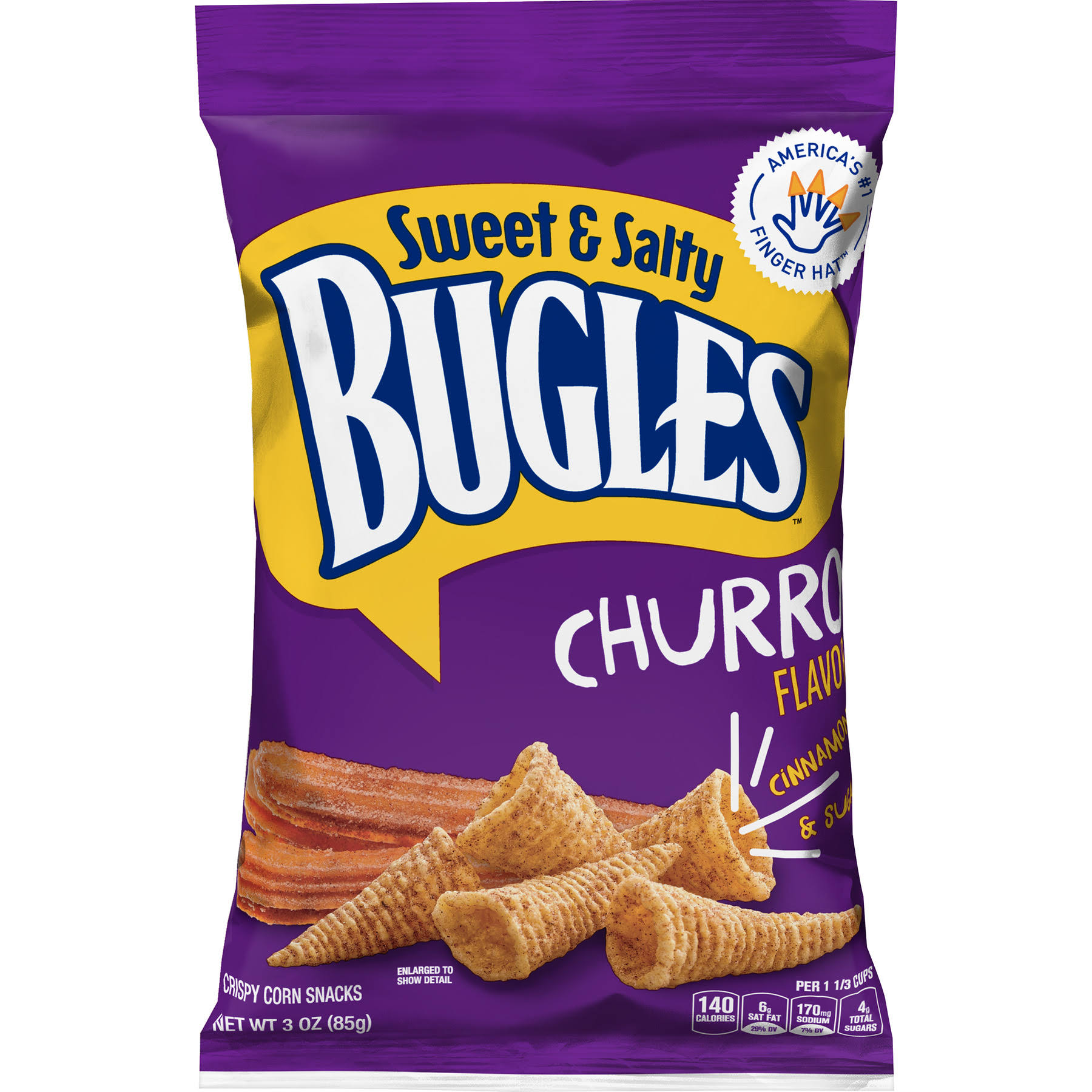 Bugles Sweet and Salty Limited Edition