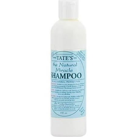Tates the Natural Miracle Shampoo - 8oz