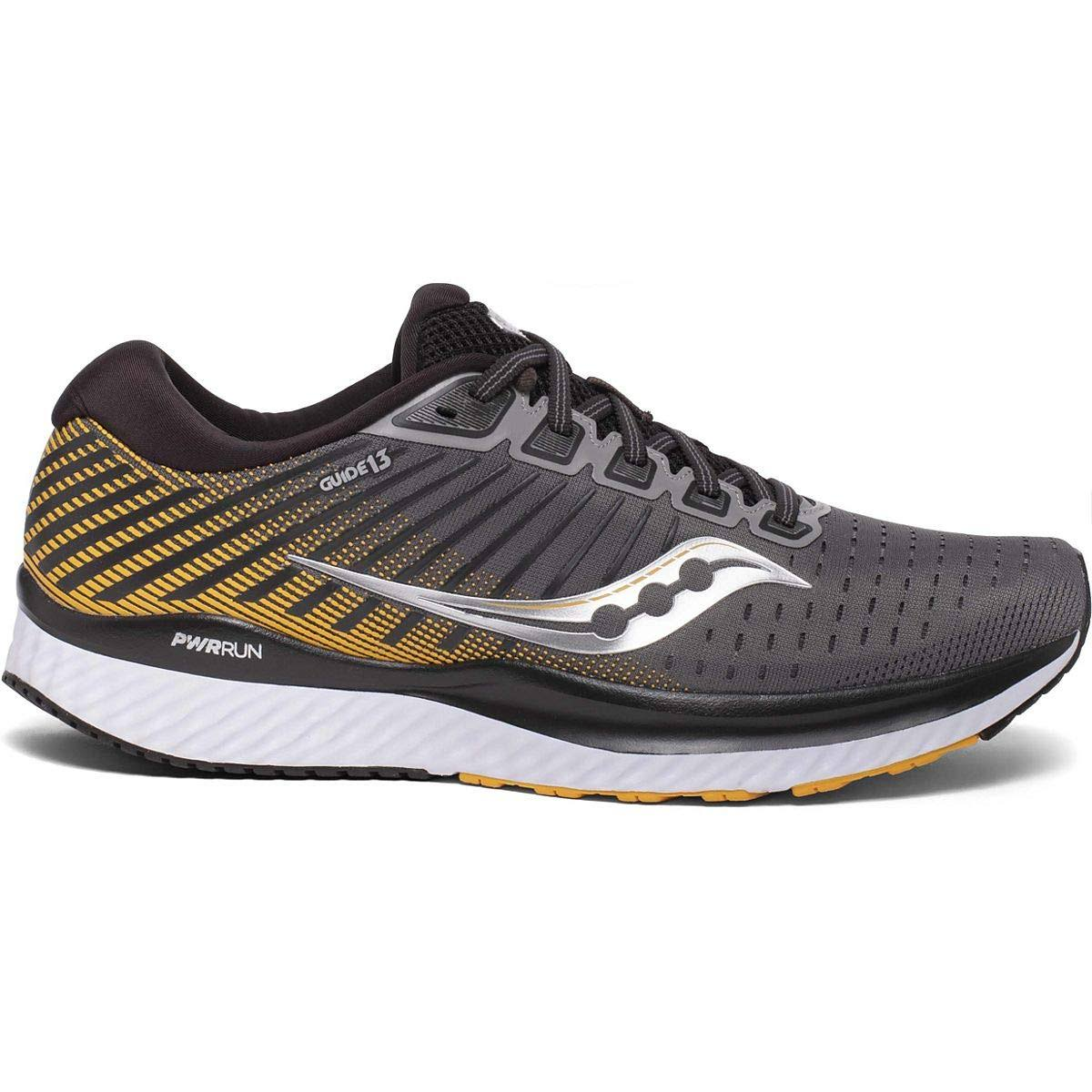 Saucony Guide 13 Running Shoes - Grey - 11