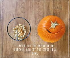 Soaking Pumpkin Seeds In Saltwater by In The Kitchen Roasted Pumpkin Seeds Lily U0026 Val Living