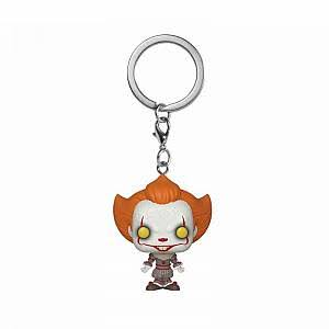 It: Chapter Two - Pennywise with Open Arms Pocket Pop! Vinyl Keychain