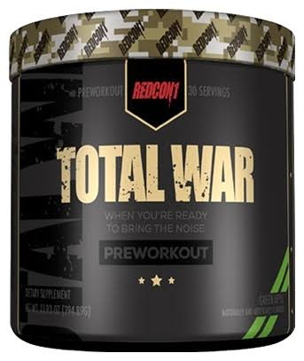 Total War Preworkout, Blue Lemonade - 15.55 oz