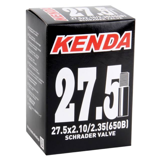 "Kenda Bicycle Tube - 27.5"" x 2.1/2.35"