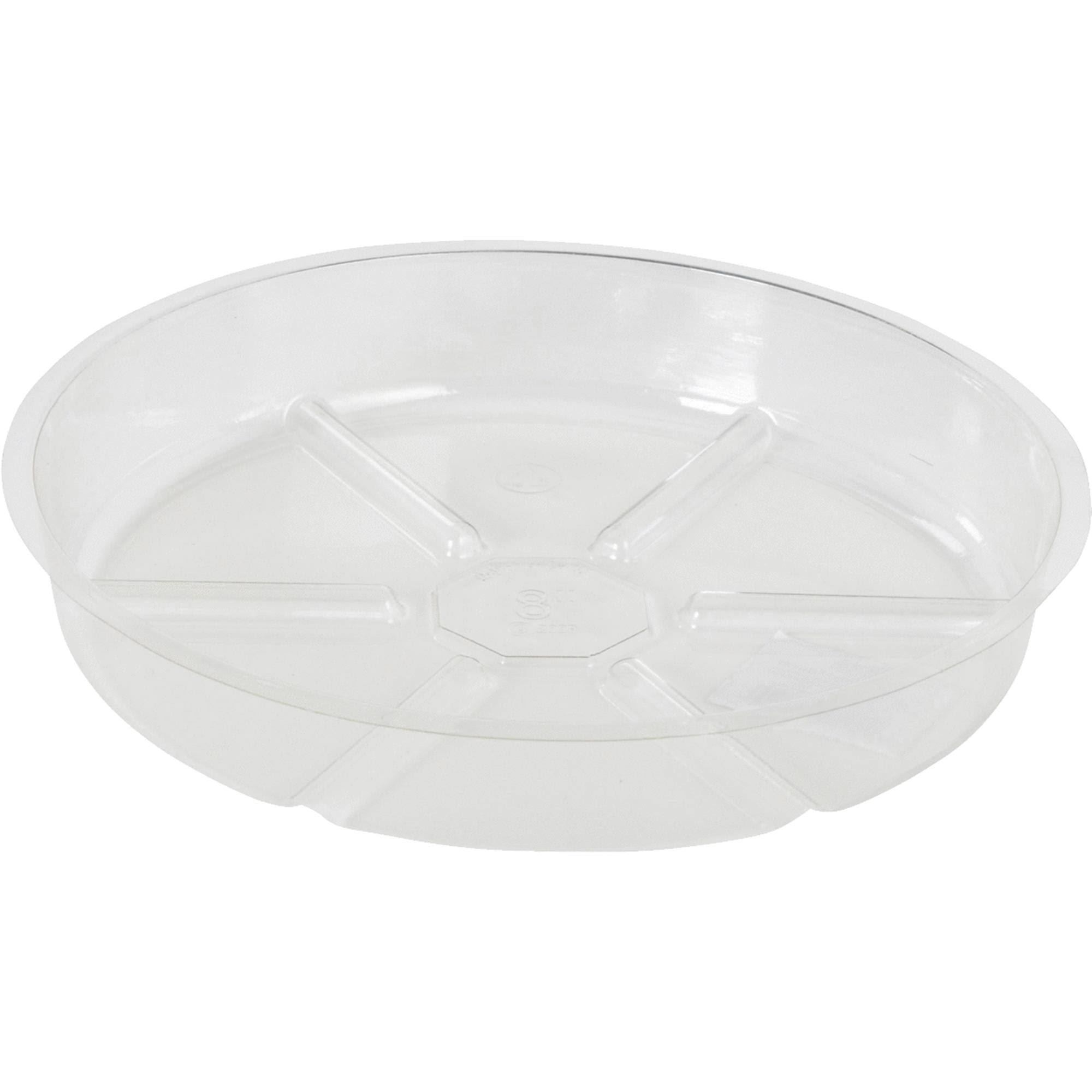 Do It Best Global Sourcing Saucer - Clear