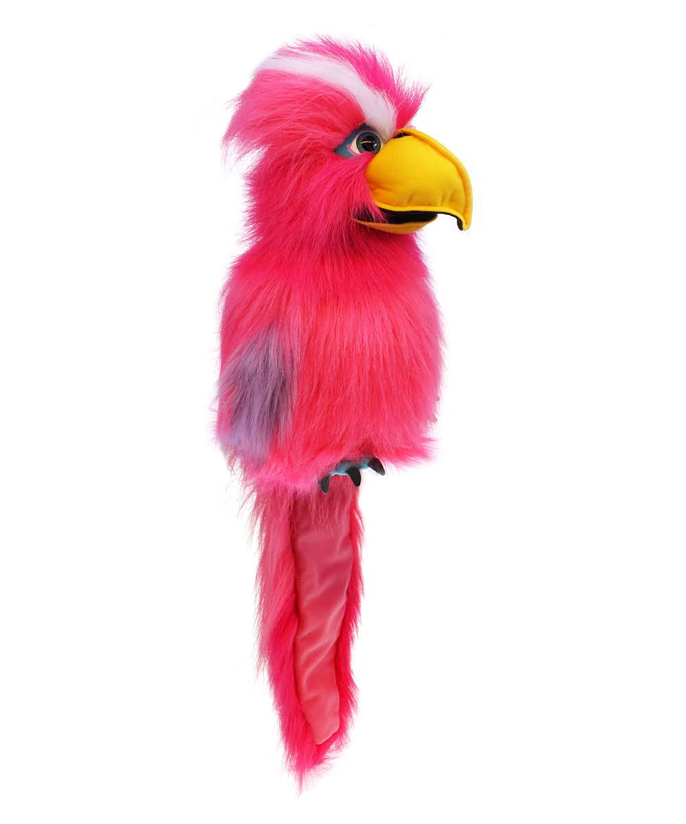 The Puppet Company Bird Puppet - Large, Pink