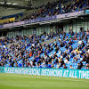 2500 fans back in Premier League venue for Brighton-Chelsea