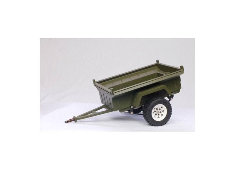 Cross RC CZR90100001 T001 Small Trailer Kit
