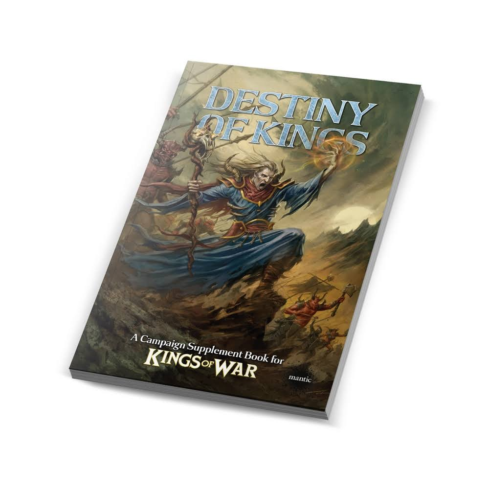 Kings of War: The Destiny of Kings Game