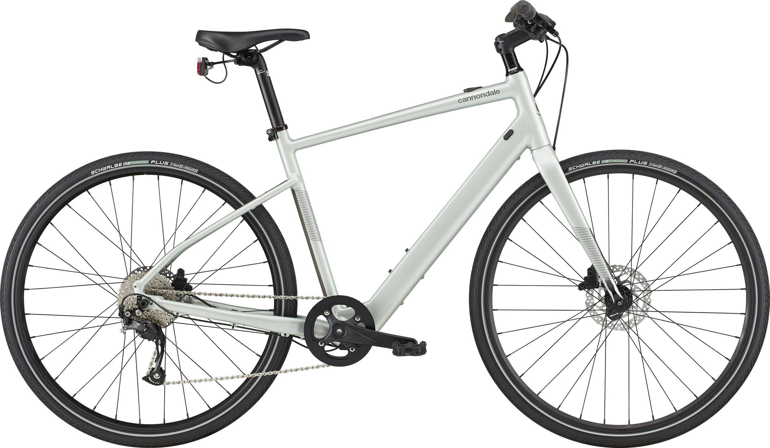 Cannondale Quick Neo 2 SL 2020 Electric Bike | Sage Grey (M)
