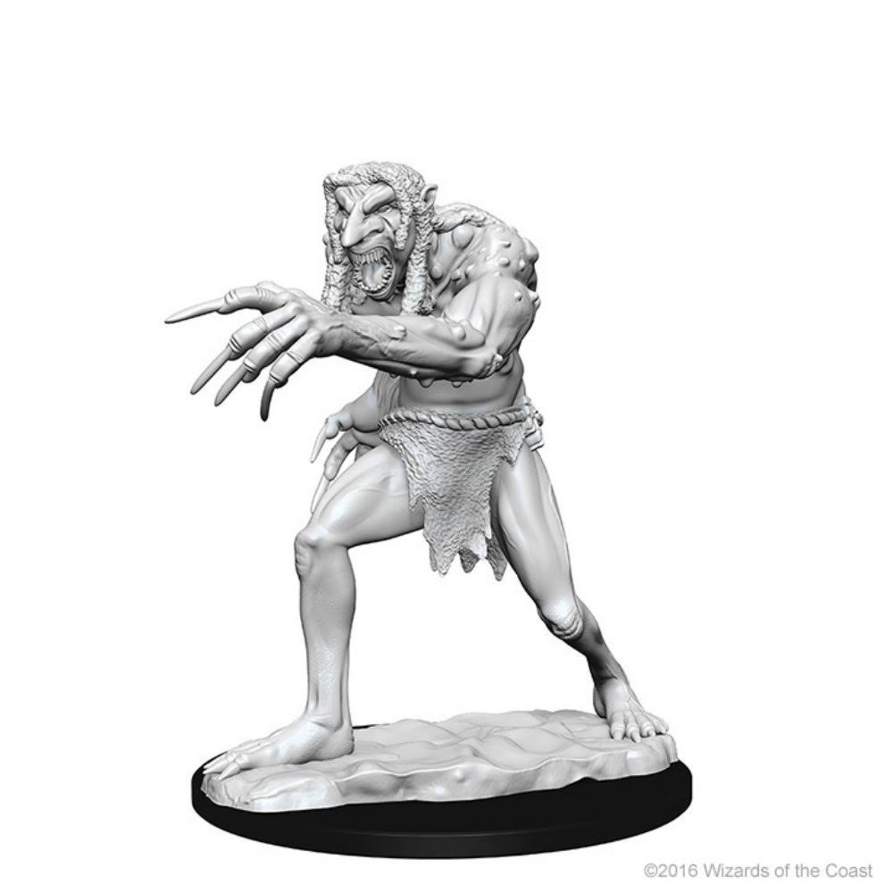 Dungeons & Dragons: Nolzur's Marvelous Unpainted Minis: Troll