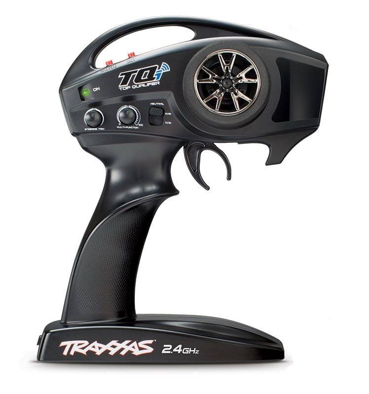Traxxas Tqi 2.4 GHZ Radio System - 2 Channel