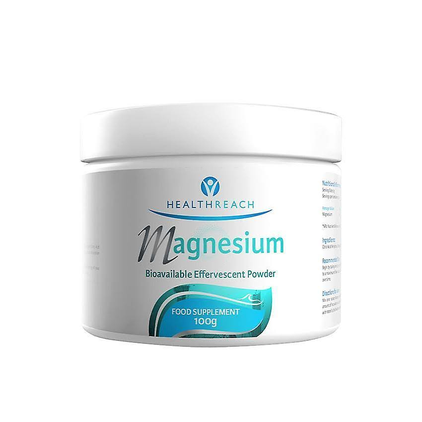 Healthreach Magnesium Powder 100g