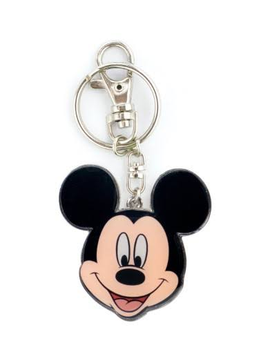 Disney 2 Sided Expression Key Ring Mickey Mouse
