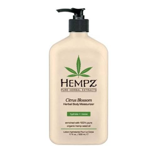Hempz Original Herbal Moisturizer - 2.25oz