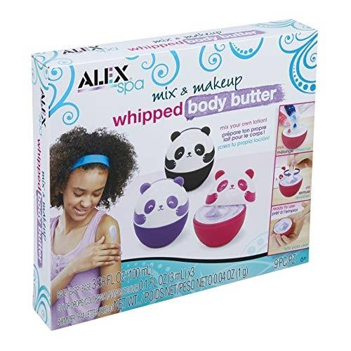 Alex Spa Toys Mix and Makeup Whipped Body Butter