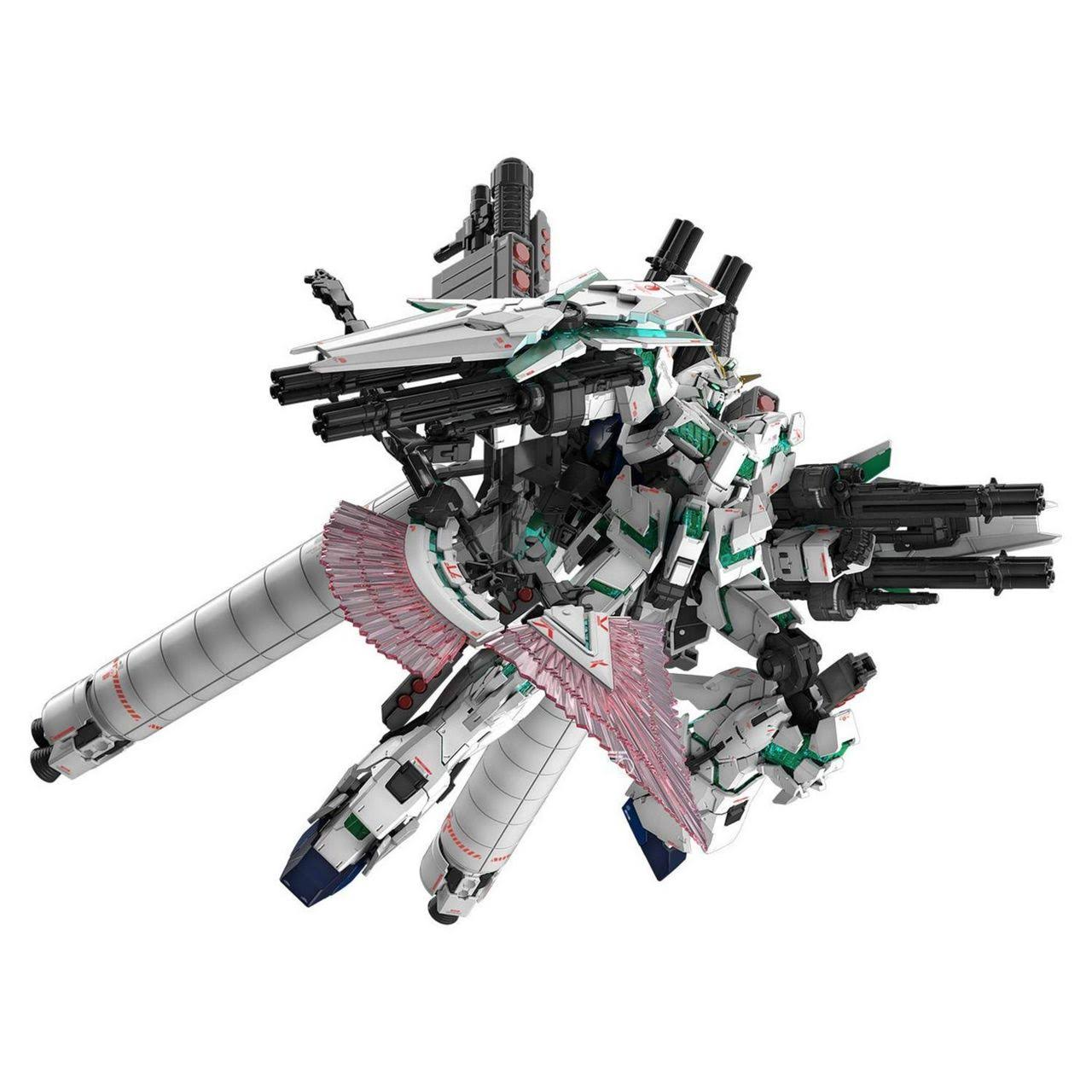 Bandai RG 30 Full Armor Unicorn Gundam Model Kits - 1/144 Scale