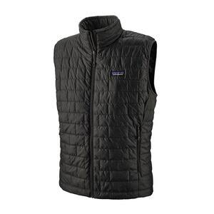 Patagonia Men's Nano Puff Vest - Black