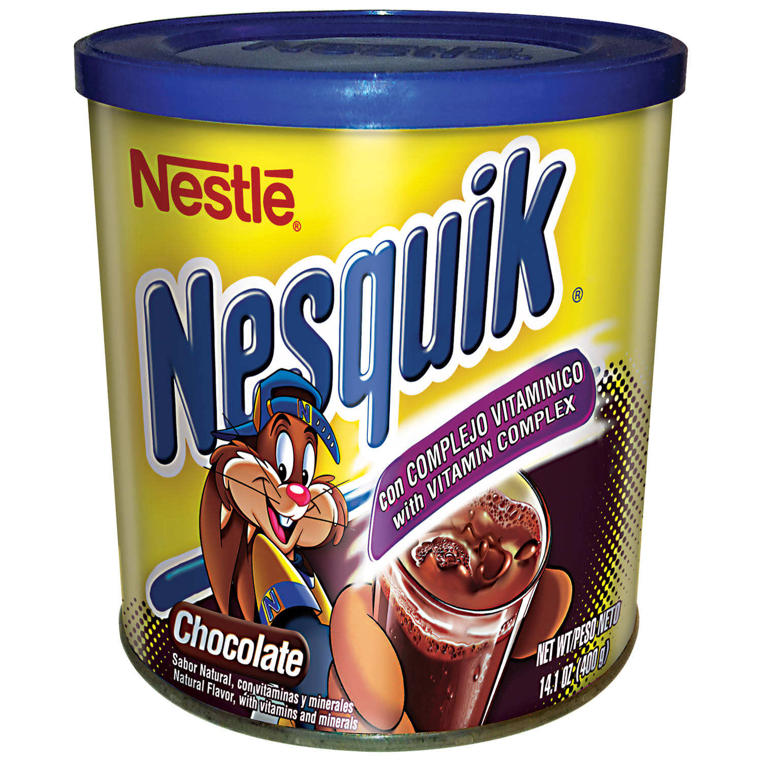 Nestle Nesquik Powder Drink Mix - Chocolate, 14.1oz